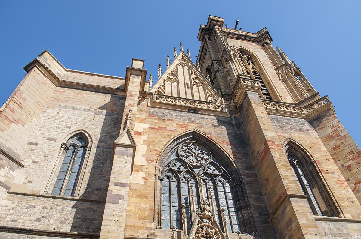 katedra colmar