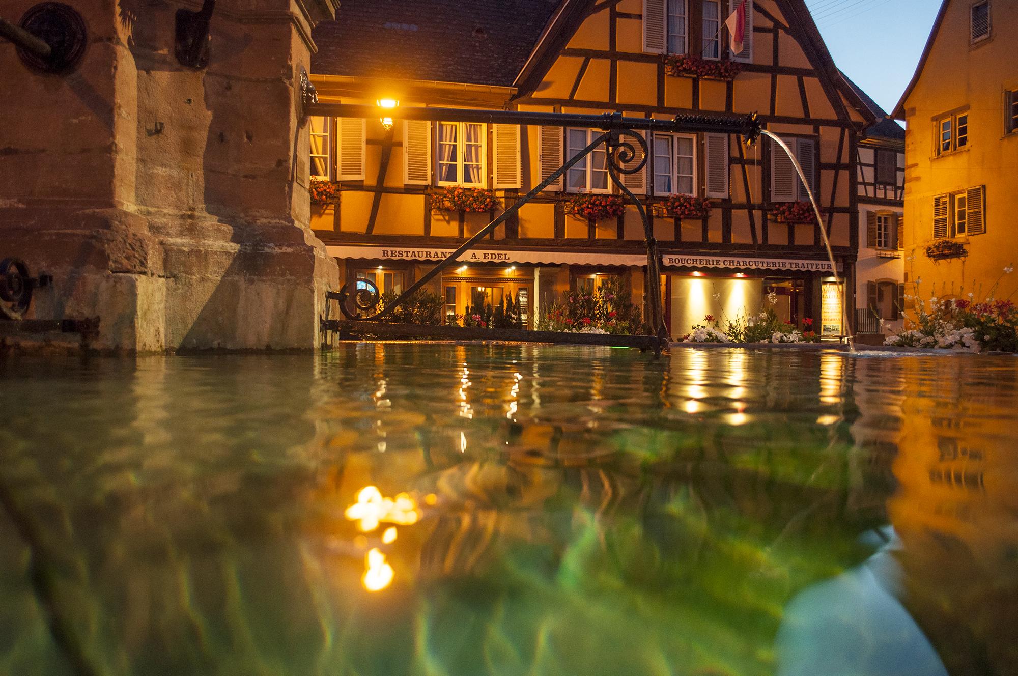 gdzie zjeść eguisheim
