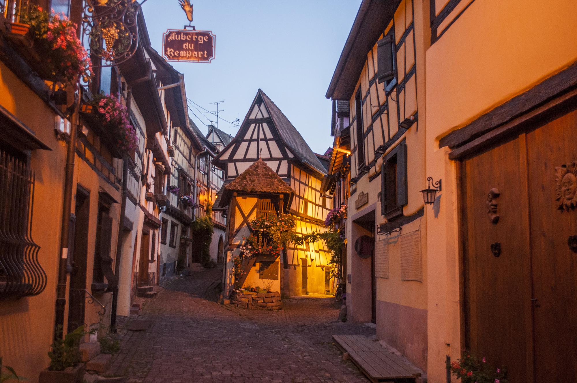 najpiekniejsze miasteczko we francji