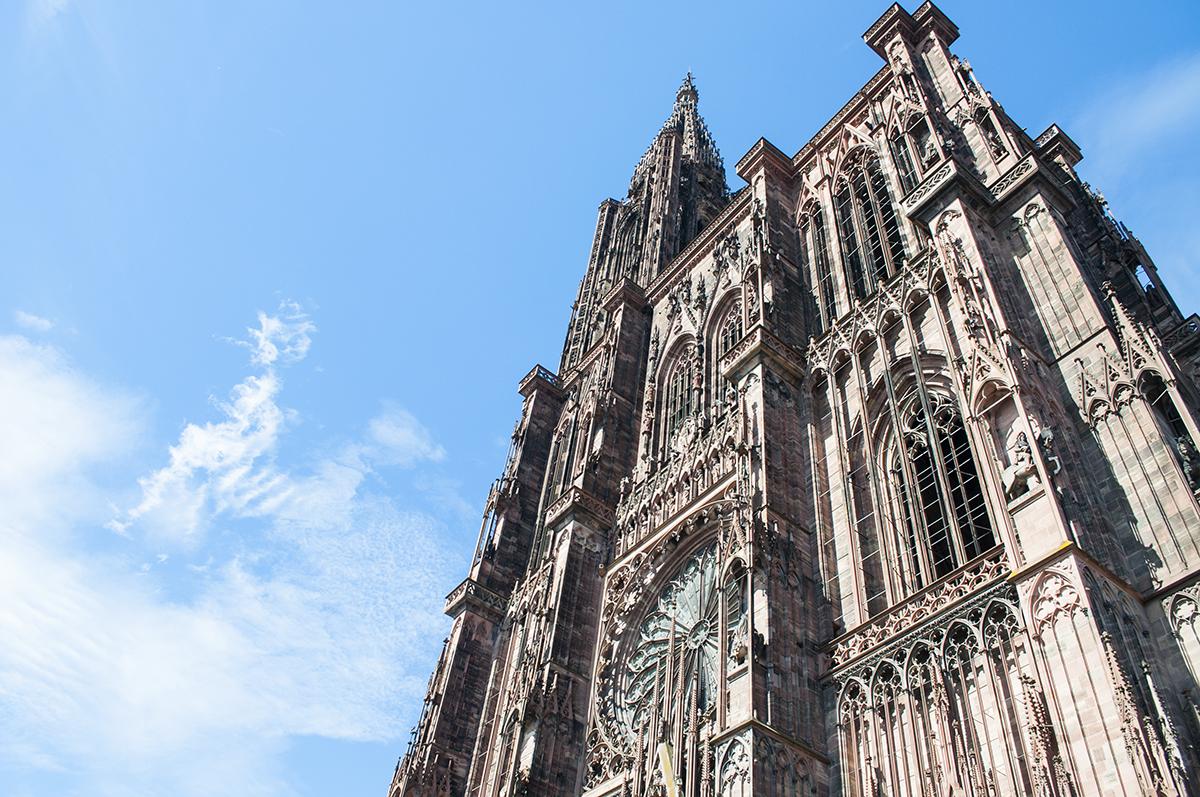 katedra strasburg