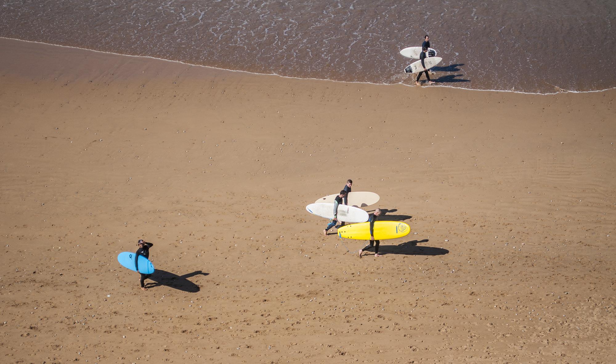 maroko najpiękniejsze plaże