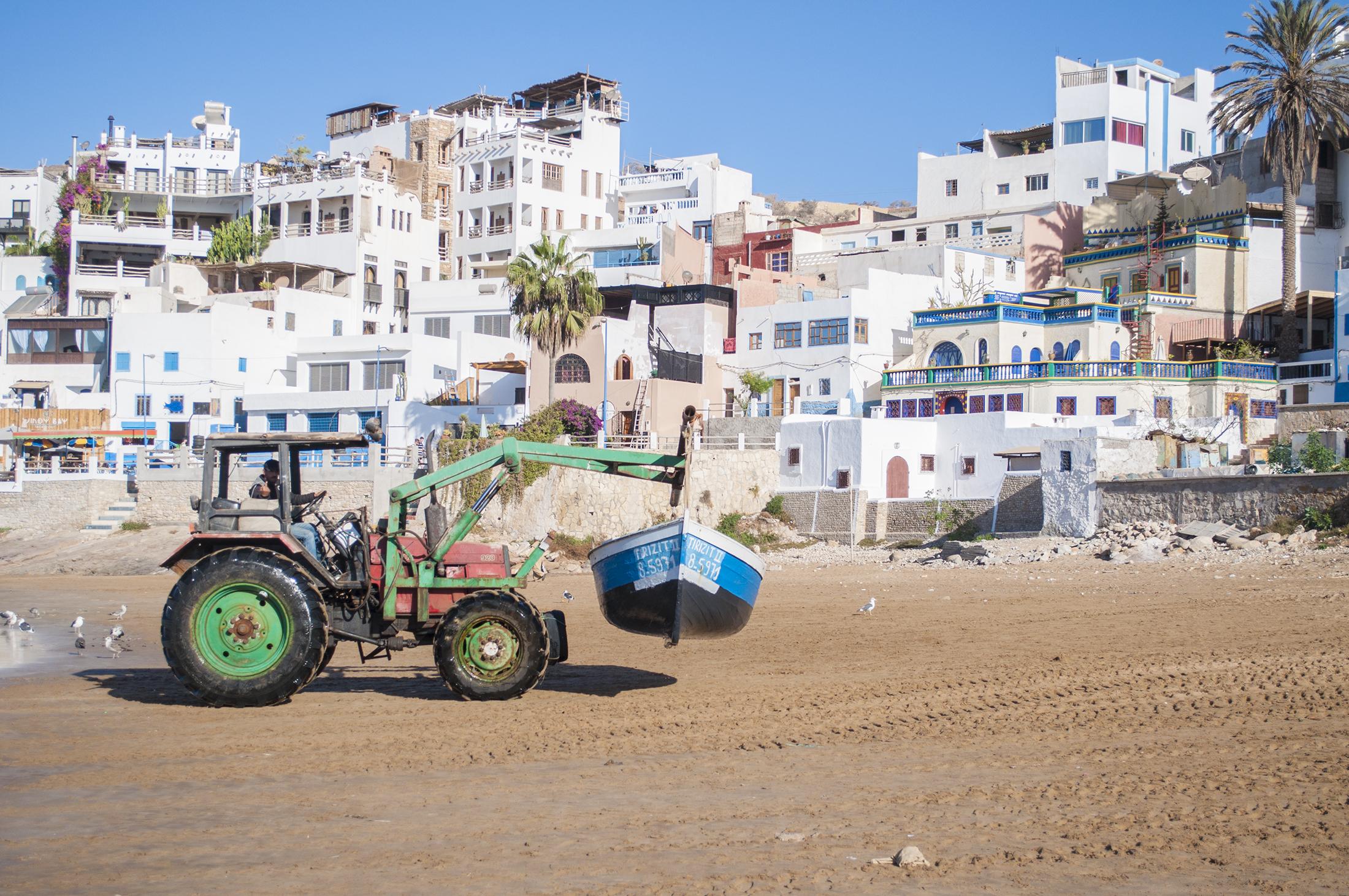 co zwiedzić Agadir