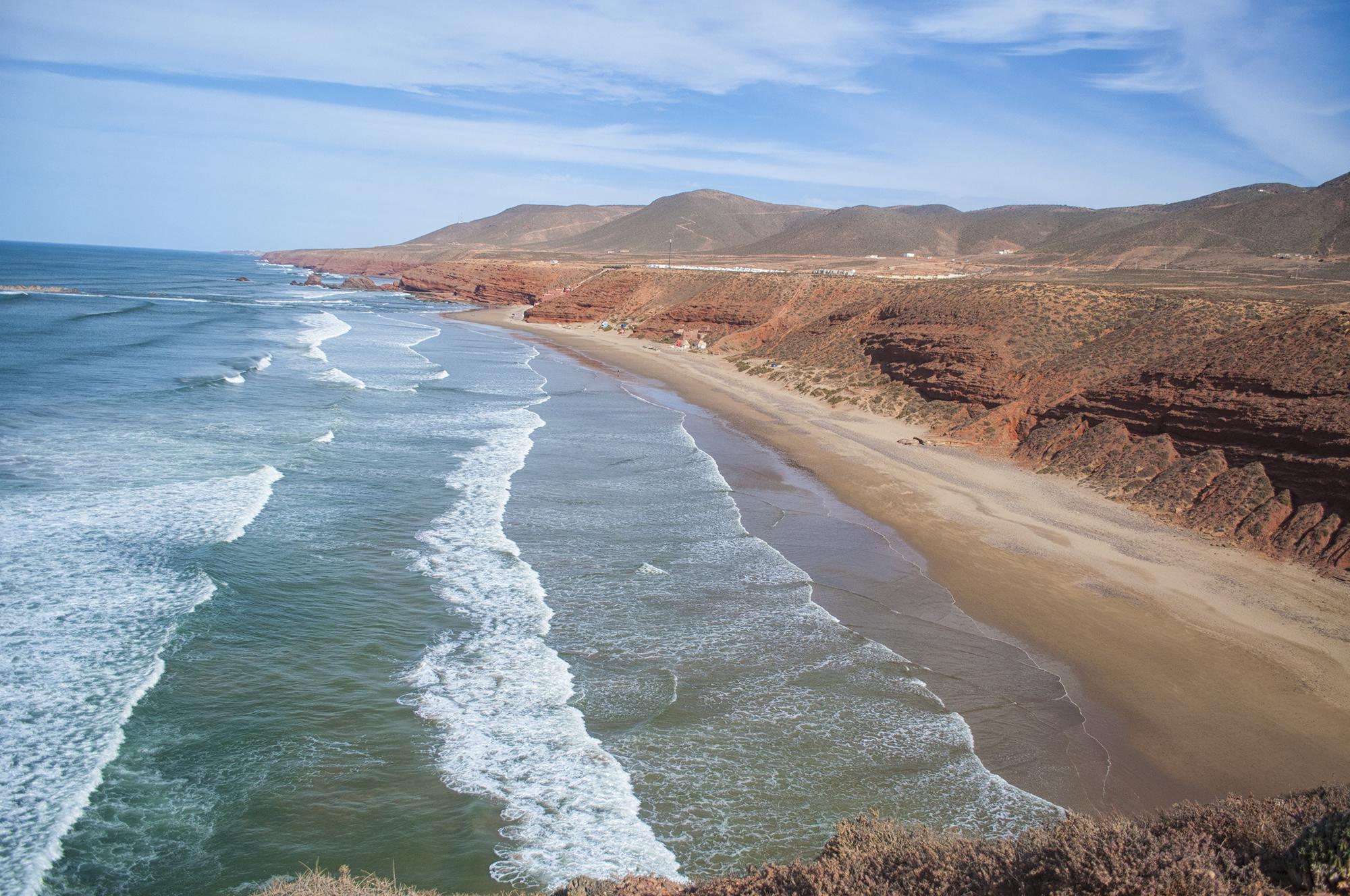 legzira plaża