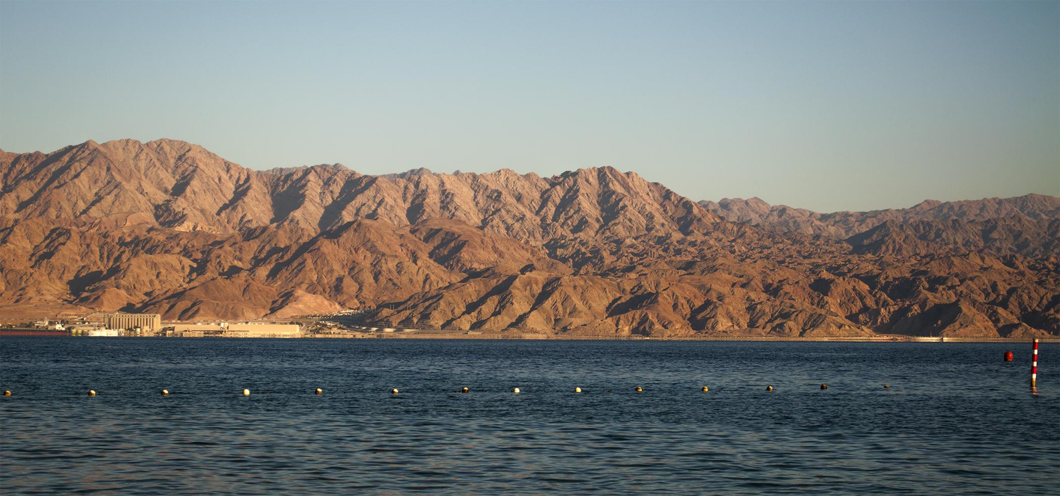 Eilat jak dojechać z lotniska Ovda