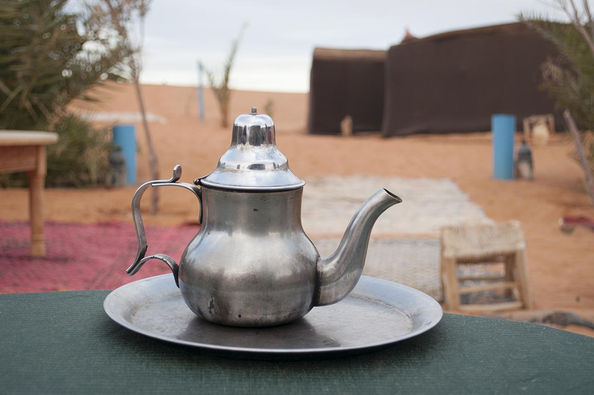cena czajnika maroko