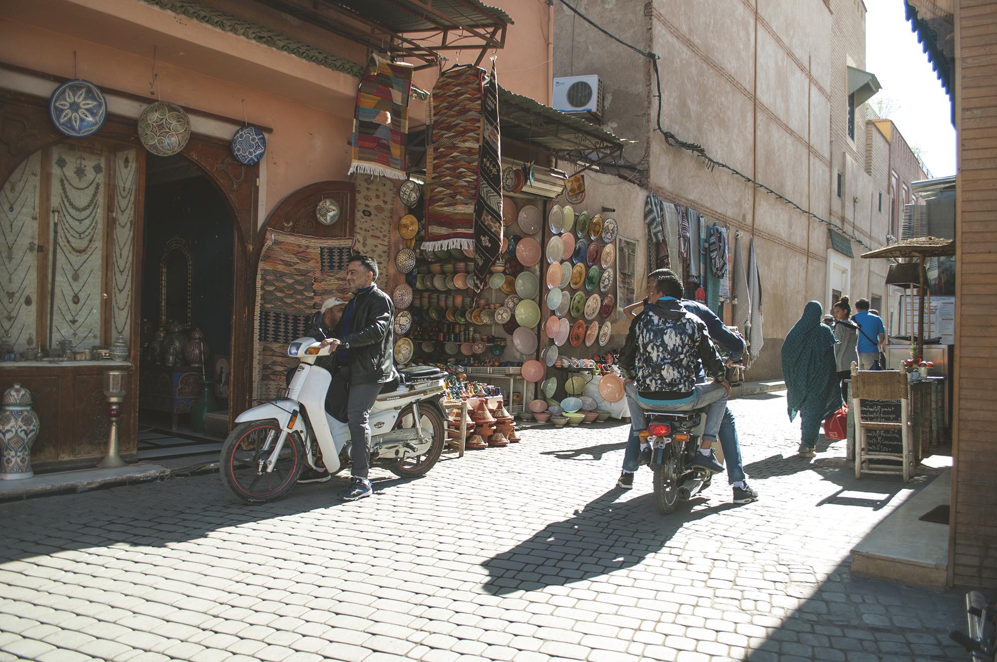 maroko na własną rękę