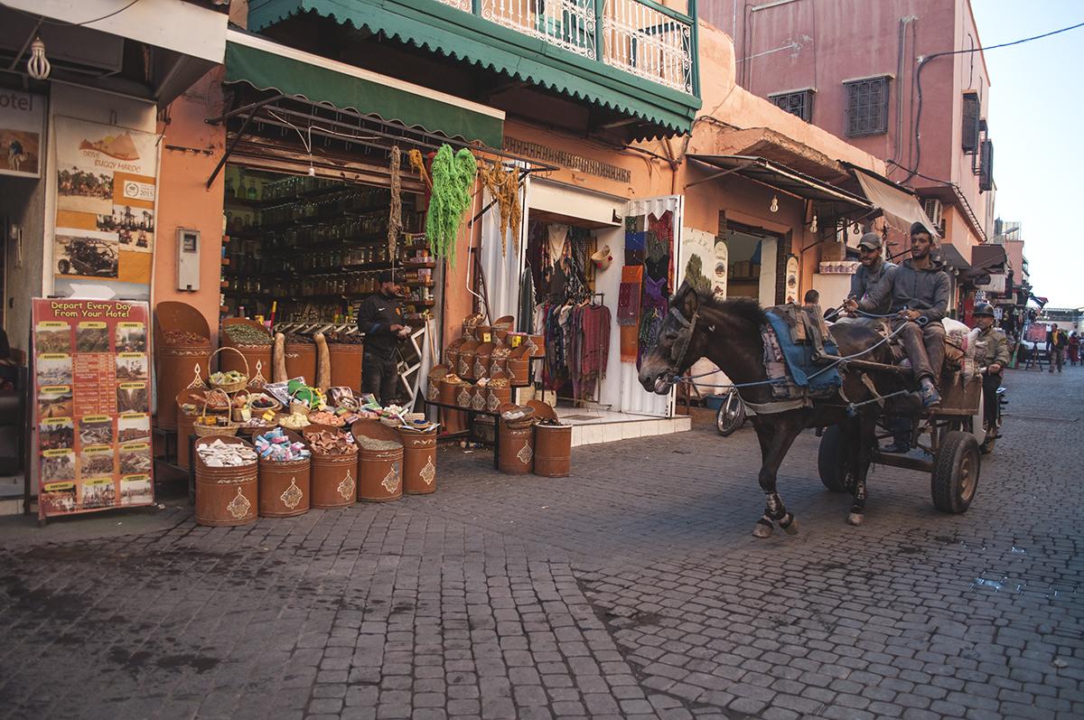 maroko na wakacje