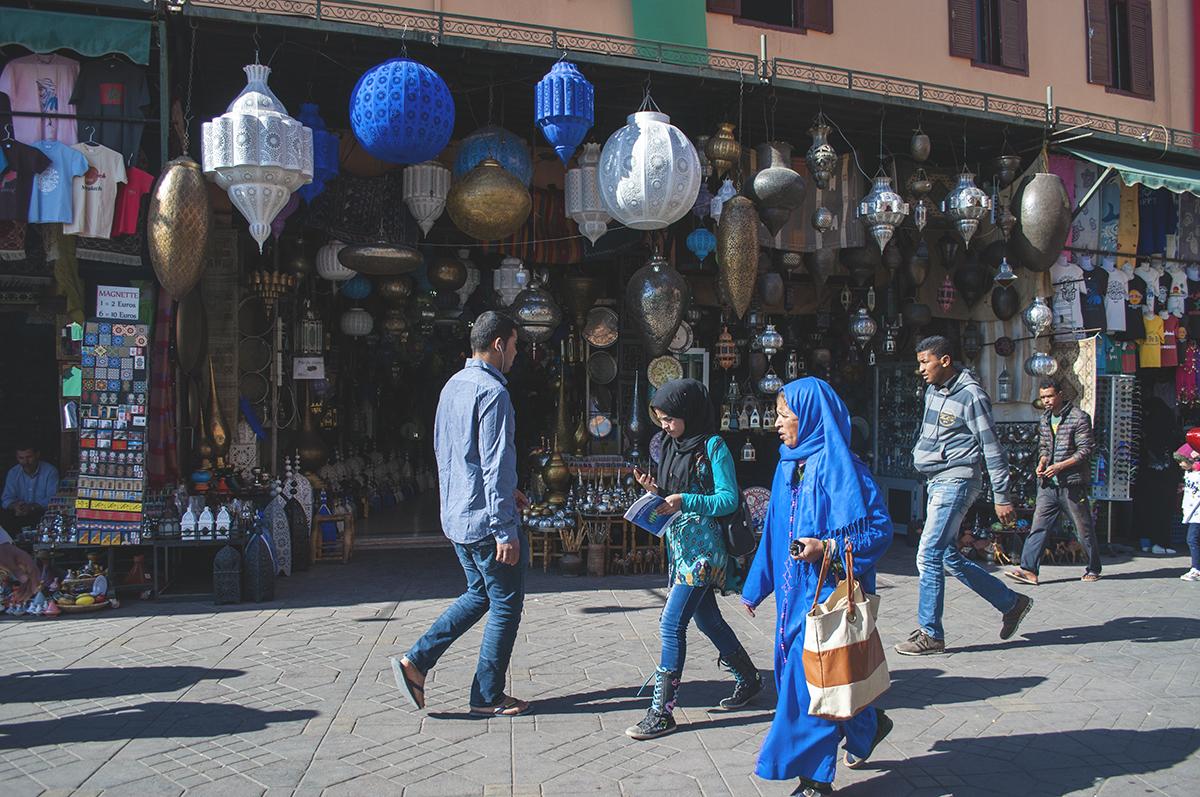 na co uważać maroko