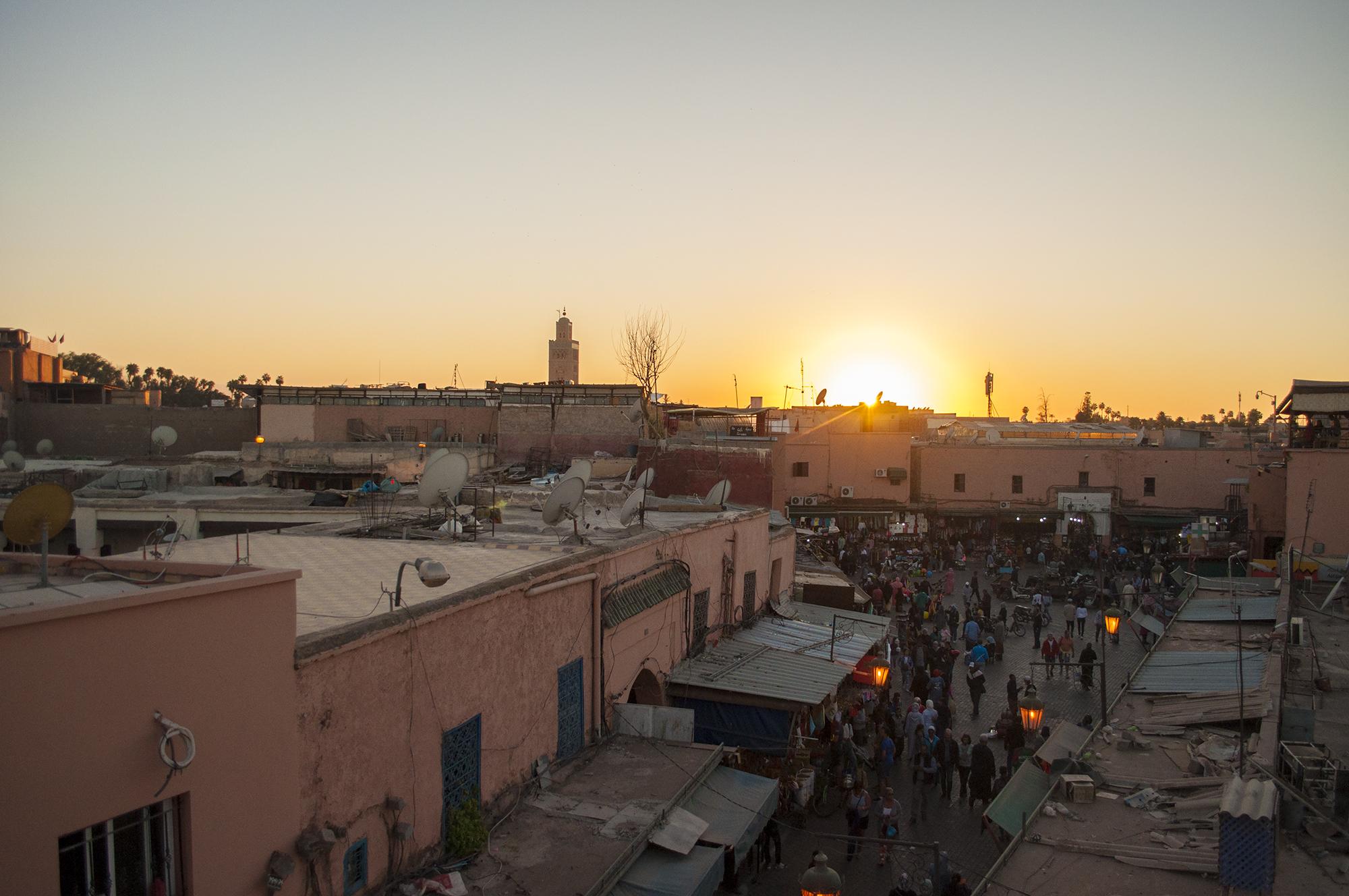 blog podróżniczy maroko