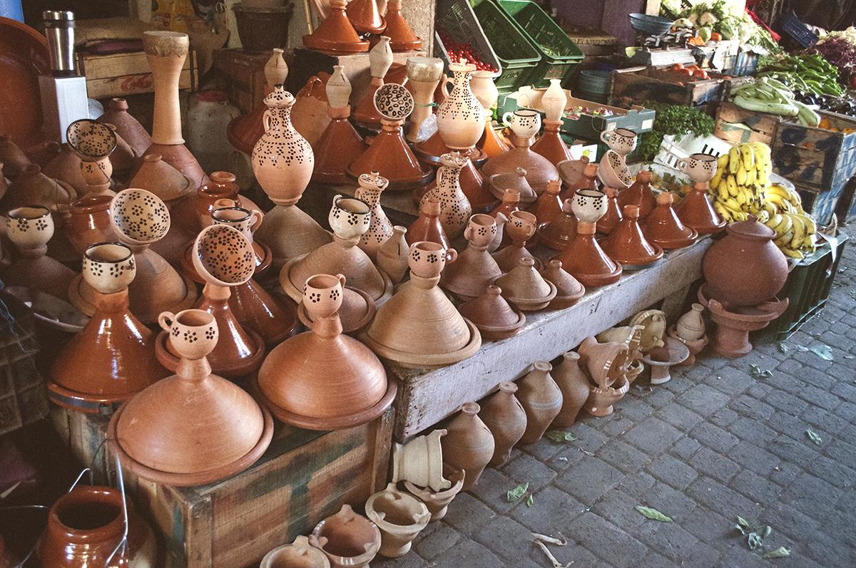 cena tadżina maroko