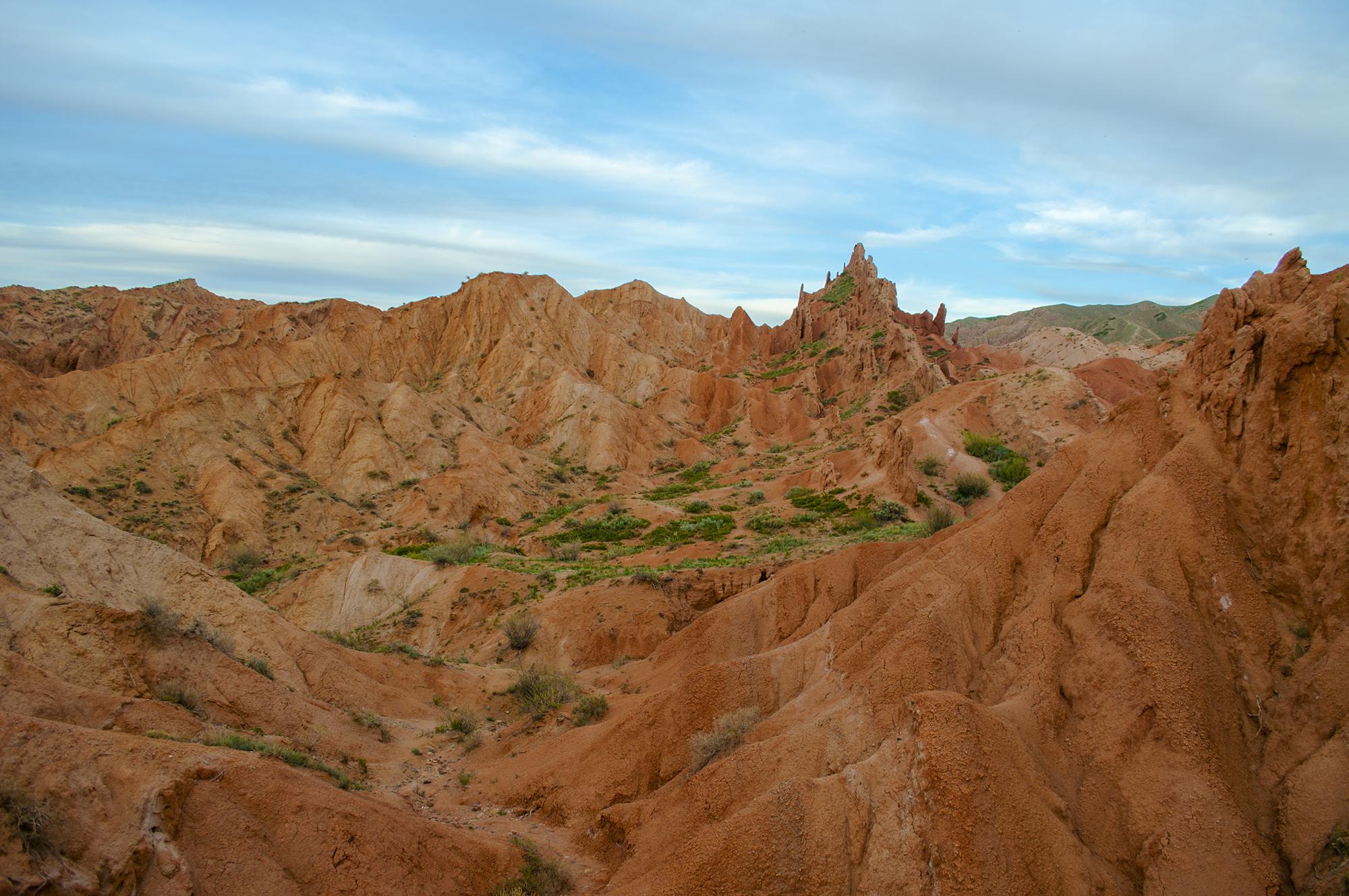 kirgistan najpiękniejsze miejsca