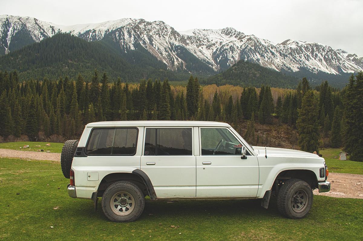 trekking kirgistan