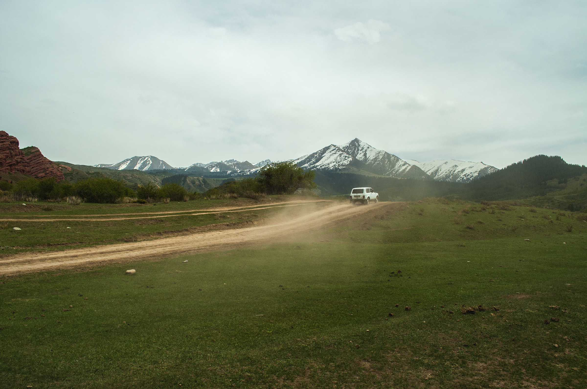 kirgistan vlog