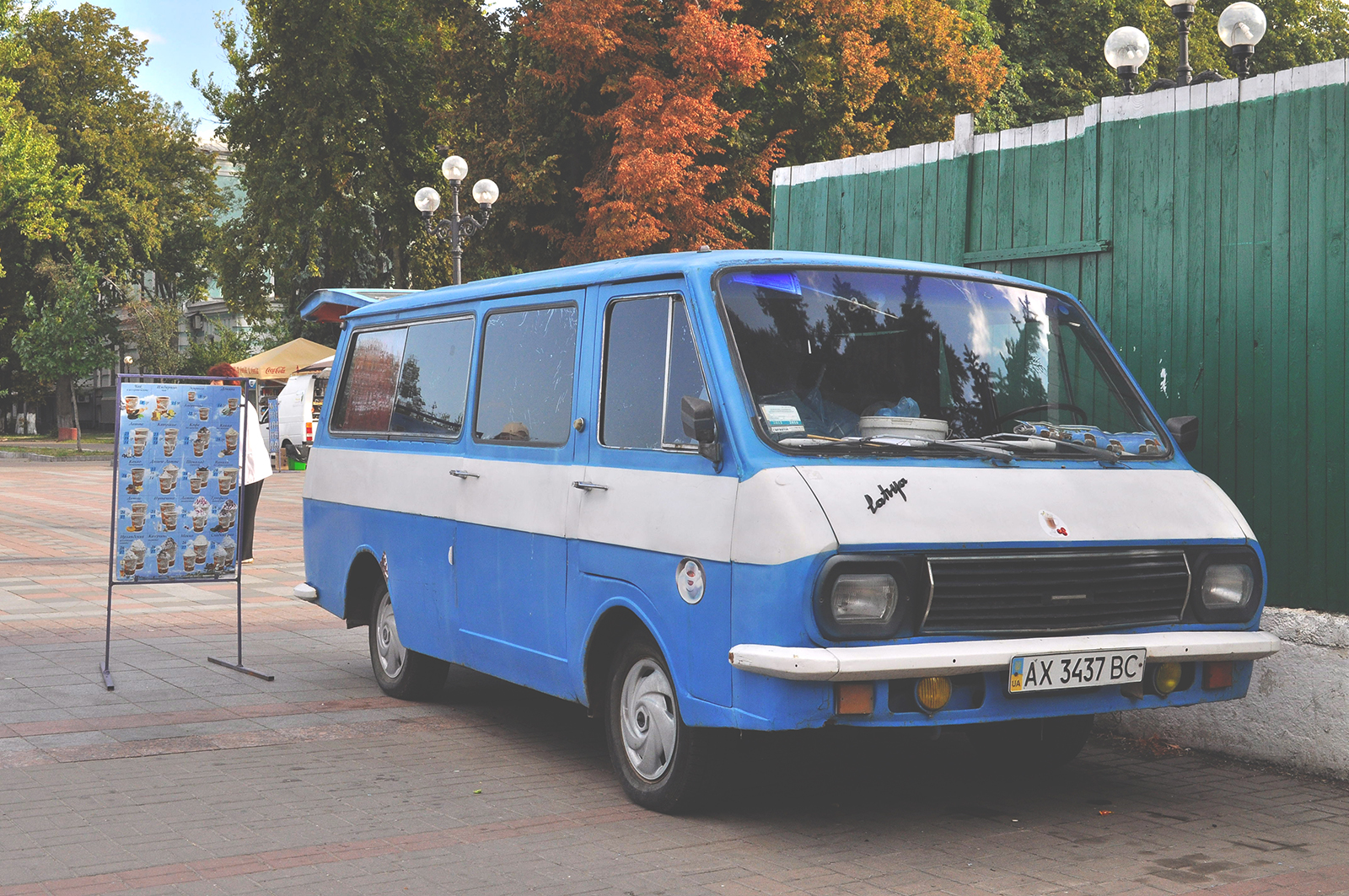 transport do kijowa